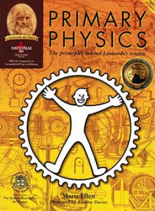 Front cover - Primary Physics, Da Vinci Machines