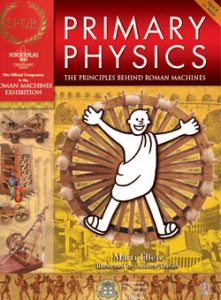 Front cover - Primary Physics, Roman Machines